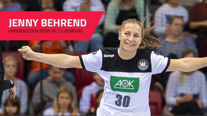 Wir stellen vor: Jenny Behrend