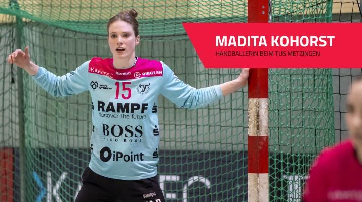 Wir stellen vor: Madita Kohorst