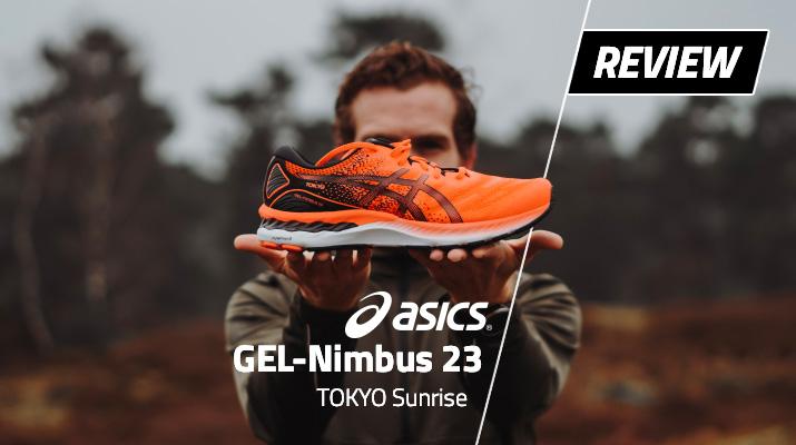 Review - ASICS GEL-Nimbus 23